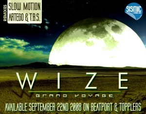 Wize - Grand Voyage on Beatport